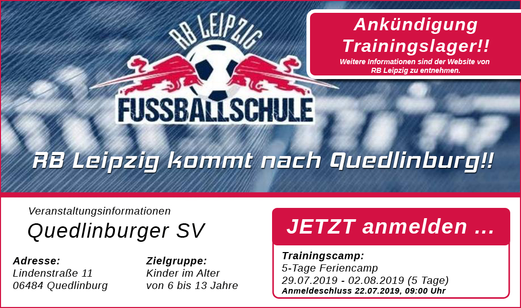 RB Trainingslager