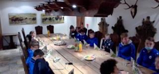 D-Jugend verbringt unvergessliches Wochenende im Reit -und Sporthotel Stangerode - danke an alle Unterstützer, Eltern, Mirko Engelbrecht und das Kaufland Quedlinburg
